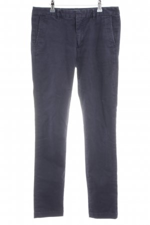 Polo Ralph Lauren Skinny Jeans blau Business-Look