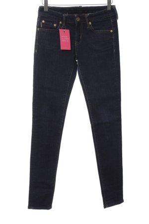 Polo Ralph Lauren Skinny Jeans blau Jeans-Optik