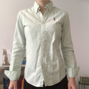Polo Ralph Lauren Slim Fit Hemd