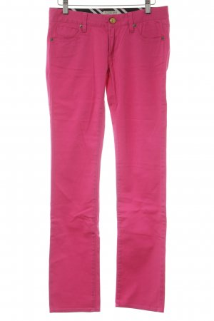 Polo Ralph Lauren Stoffhose pink Casual-Look