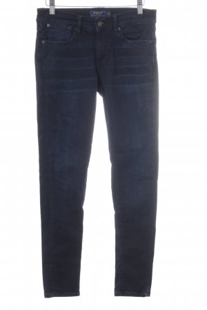 Polo Ralph Lauren Straight-Leg Jeans blau Casual-Look