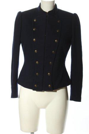 Polo Ralph Lauren Knitted Blazer black business style
