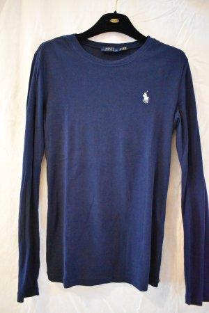 Polo Ralph Lauren Jersey de punto azul Algodón