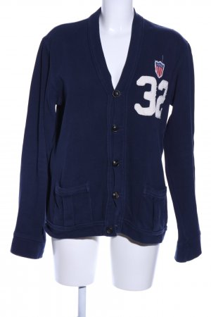 Polo Ralph Lauren Sweatjacke blau Casual-Look