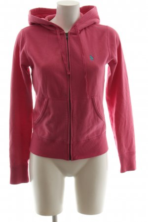 Polo Ralph Lauren Sweatjacke rot Casual-Look