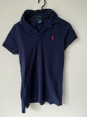 Polo Ralph Lauren T-Shirt blau rot