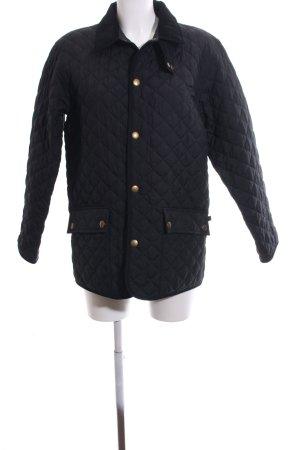 Polo Ralph Lauren Übergangsjacke schwarz Steppmuster Casual-Look