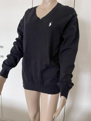 Polo Ralph Lauren V Pullover schwarz gr M
