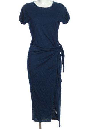 Polo Ralph Lauren Vestito vokuhila blu stile casual