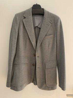 Polo Ralph Lauren Wool Blazer grey wool