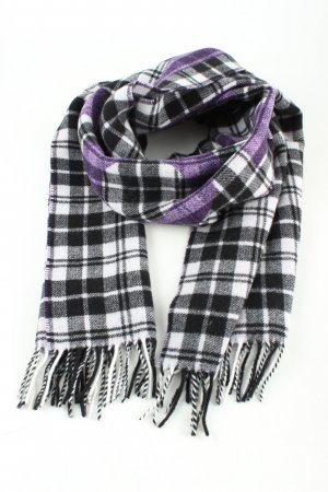 Polo Ralph Lauren Woolen Scarf check pattern casual look