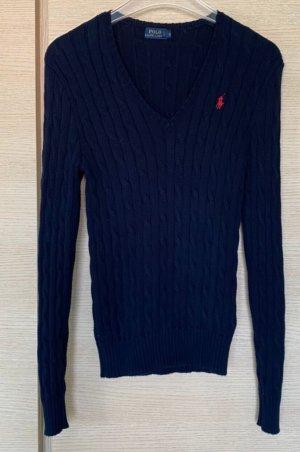 Polo Ralph Lauren Long Sweater dark blue