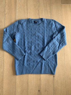 Polo Ralph Lauren Cashmere Jumper cornflower blue