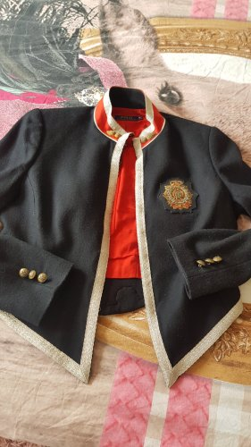 polo RL Ralph Lauren wolljacke uniform style small sonderedition