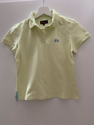 La Martina Polo Shirt pale green