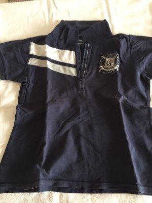 Polo Shirt dark blue