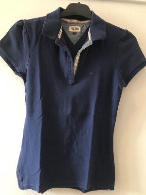 Tommy Hilfiger Denim Polo Shirt steel blue