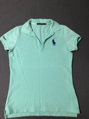 Polo Ralph Lauren Polo Shirt turquoise-dark blue