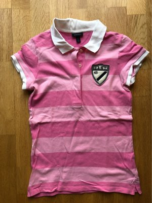 Gant Rugby Shirt light pink-pink