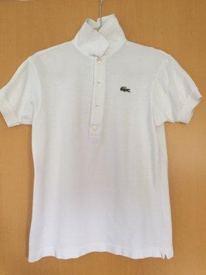 Lacoste Camiseta tipo polo blanco Algodón