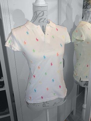 Polo Ralph Lauren Blusa tipo Polo multicolor