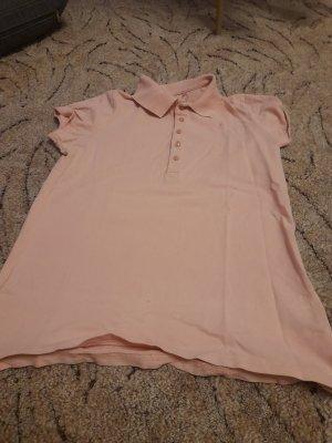 Koszulka polo jasny różowy