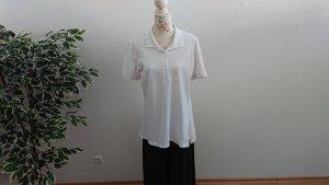 H&M Polo Shirt white cotton