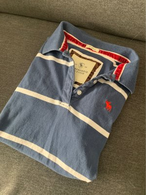Abercrombie & Fitch Camiseta tipo polo multicolor
