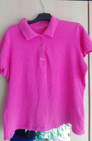 Polo Shirt Gr. 36 Rosa