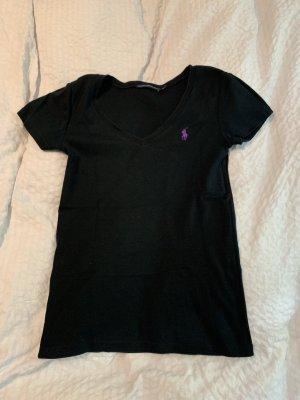 Polo Ralph Lauren V-Neck Shirt black