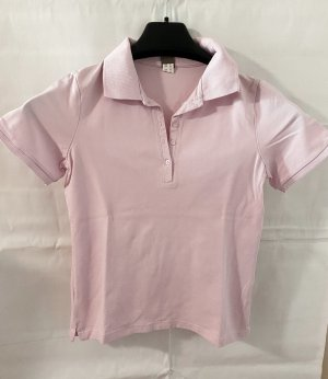 Best Connections Polo Shirt light pink