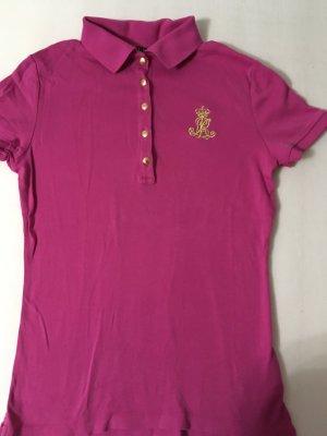 Polo Ralph Lauren Koszulka polo różowy-złoto