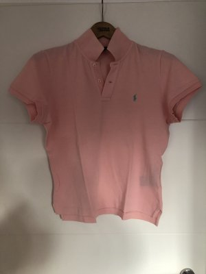 Ralph Lauren Koszulka polo różany