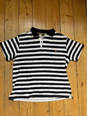 Polo Ralph Lauren Polo Shirt white-dark blue
