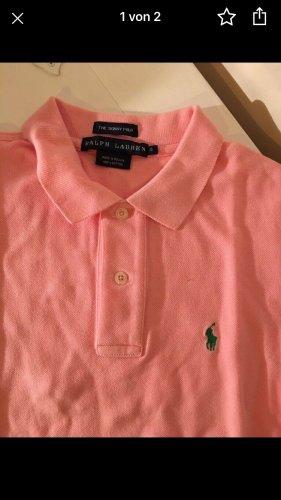 Ralph Lauren Koszulka polo różowy-różowy