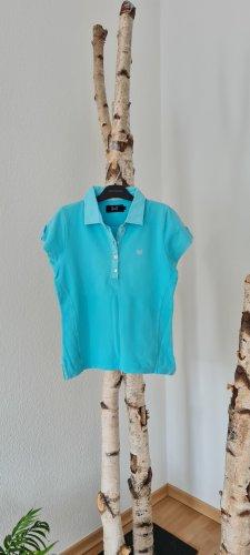 Crew Clothing Polo bleu clair
