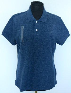 Polo Shirt von POLO Ralph Lauren - Skinny Fit - Gr. L - blau - NEU mit Etikett!