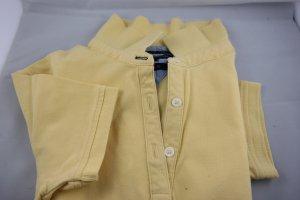 Polo Shirt von Tommy Hilfiger im Classic Style in Gelb