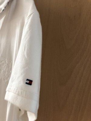 Polo Shirt weiß Tommy hilfiger