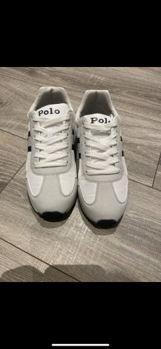 Polo Ralph Lauren Lace-Up Sneaker multicolored