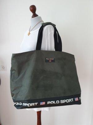 Polo Ralph Lauren Sporttas donkergrijs