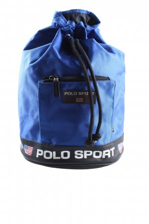 Polo Sport Sailor's Kitbag blue-black casual look