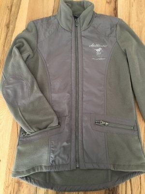 Polo sylt Fleece Jackets grey brown-taupe