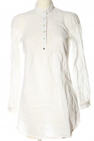 Polo sylt Shirt Blouse white casual look
