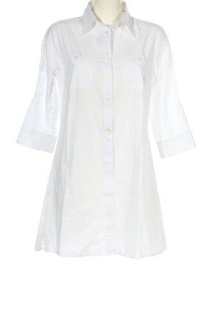Polo sylt Shirtwaist dress white business style