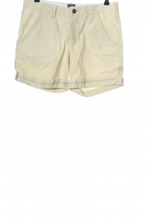 Polo sylt Hot Pants natural white casual look