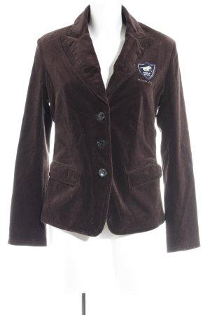 Polo sylt Short Blazer dark brown