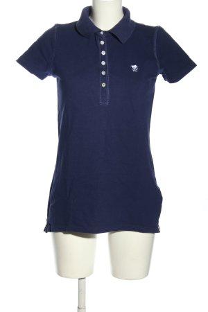 Polo sylt Polo Shirt blue casual look