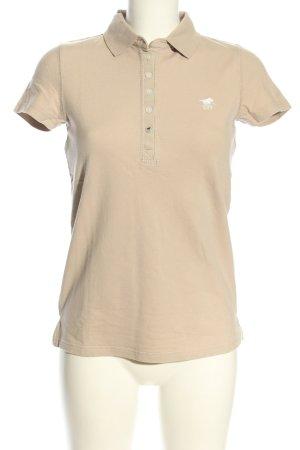 Polo sylt Polo-Shirt wollweiß Casual-Look