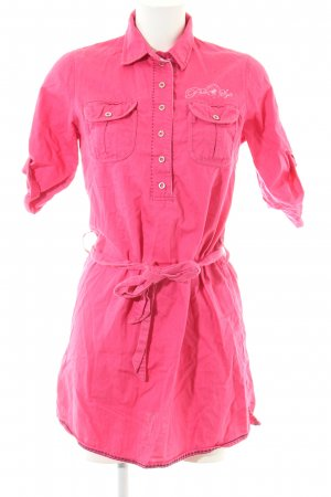 Polo sylt Polo-Shirt pink Casual-Look